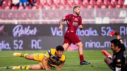 Parma in crisi: tre punti in sei gare. Contro la Reggina non basta Vazquez. Crociati sconfitti