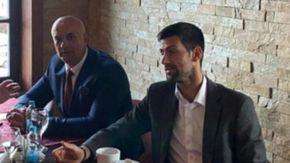 """Caso Jolovic, lo staff di Djokovic: """"Neanche lo conosceva e ha sempre buttato acqua sul fuoco dei conflitti etnici"""""""