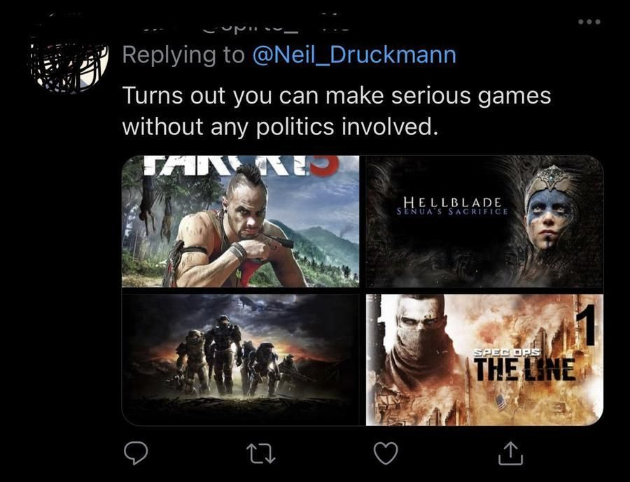 Why there is so much talk about the video game