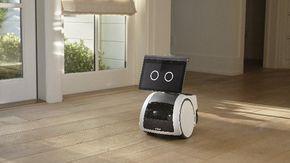 Astro, il robot tuttofare per la casa di Amazon