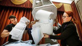 Il partito di Putin conquista la maggioranza alle elezioni