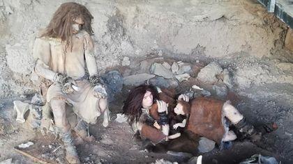 """Cilento, nella grotta di Marina di Camerota """"tornano"""" gli uomini primitivi"""