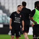 Juventus- Milan: in campo con maglie contro il razzismo