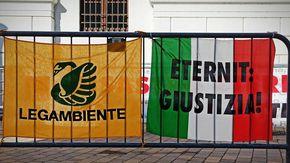 Processo Eternit: nuova udienza a Novara, previsto il presidio di Legambiente