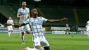 Inter, Conte vale il secondo posto. Atalanta battuta in casa
