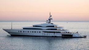 A Sanremo uno yacht extralusso da 175 milioni
