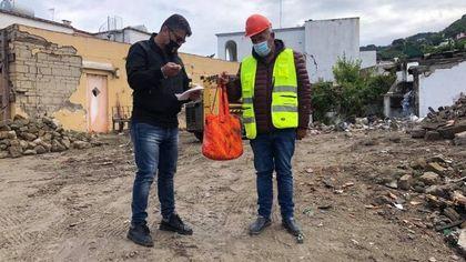 Morì nel terremoto di Ischia: recuperata la borsa con gli effetti personali  dopo 4 anni