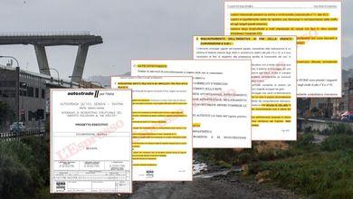 Genova, nuovi documenti. Il progetto mai realizzato: