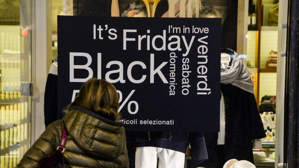 online store 6183e f9063 Black Friday: anche a Torino questo venerdì se ne ve(n)dono ...