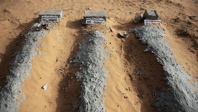 Nelle fosse comuni della Libia il mattatoio del Nordafrica
