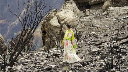 Antonio Marras, il video della collezione SS22: dopo le fiamme, la rinascita