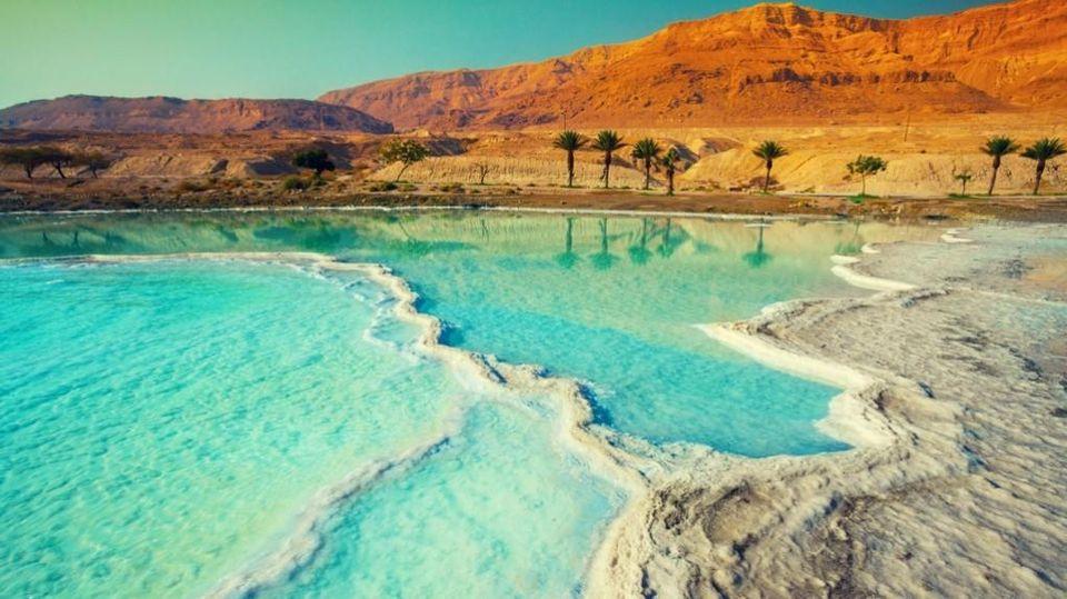 Sali del Mar Morto: nuova vita per la pelle - La Stampa