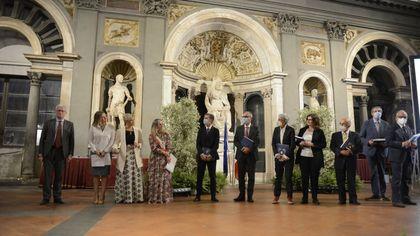 Firenze, la nomina dei 32 nuovi ambasciatori della città a Palazzo Vecchio