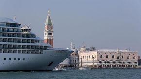 Dl grandi navi a Venezia, via libera dal Senato con 175 sì. Passa alla Camera