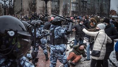 La repressione di Putin contro l'opposizione rischia di trasformarsi in un boomerang