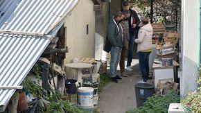 Trovato morto in cantina a St-Christophe, nella corda rotta la soluzione del giallo