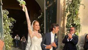 """""""Ni maritamu"""", Miriam Leone si è sposata a Scicli con il fidanzato segreto"""