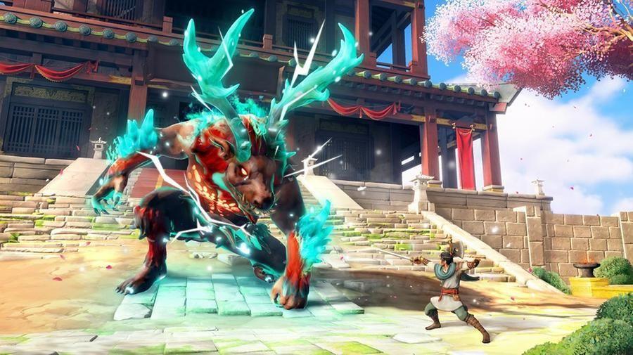 Attraverso Immortals Phoenix Rising, la mitologia greca diventa un videogioco