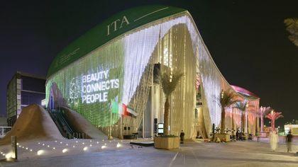 Expo di Dubai, ecco il padiglione Italia