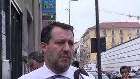 """Fisco, Salvini attacca Draghi: """"Per alzare le tasse bastava Mario Monti"""""""