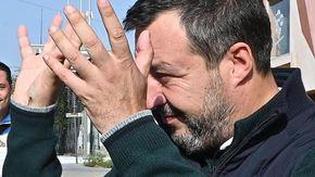Salvini: i fascisti non ci sono, la Sinistra fa campagna elettorale. Il terrorismo islamico è l'unico vero pericolo