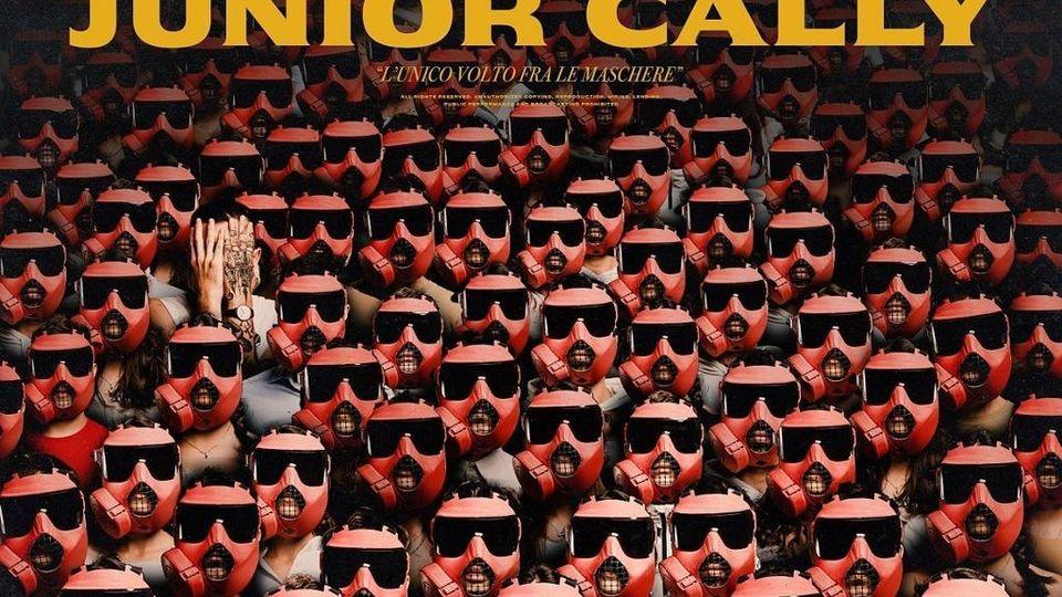 """Vendita di liquidazione moda firmata Liquidazione del 60% Junior Cally: """"Sono un artista, non un fenomeno passeggero ..."""