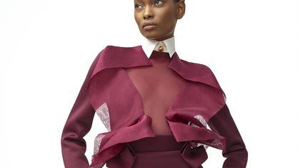 Bordeaux: vesti il colore del lusso, dagli abiti al make up
