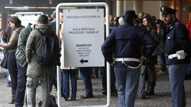 'Ndrangheta in Emilia, tutti rinviati a giudizio. Alla sbarra anche il calciatore Iaquinta