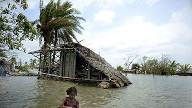 Bangladesh, il Paese che scompare sott'acqua