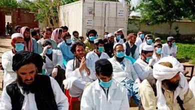 Arriva il coronavirus e i talebani cambiano strategia