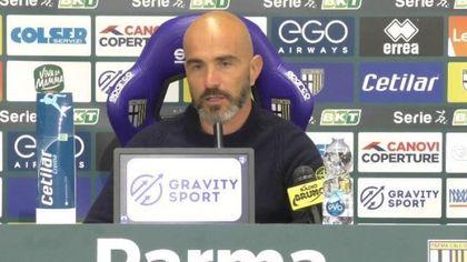 """Parma ko contro la Reggina. Maresca: """"Quando subisci gol all'inizio diventa più difficile. C'è tempo per recuperare"""""""