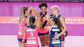 Volley, girone di ferro per la Igor in Champions contro la Dinamo Mosca e le turche del Thy