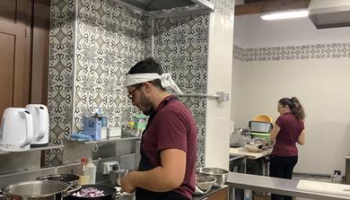 Uno Chef Per Elena E Pietro In Calabria Una Scuola Di Cucina Gratuita La Repubblica