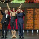 Gli ospiti di 'Danza con me', stasera tutti a ballare con Roberto Bolle