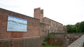 Sei milioni per restaurare le mura del castello di Novara
