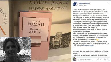 """""""Le nostre letture social per raccontare l'Italia della resilienza"""""""
