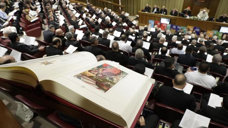 Iglesia sinodal