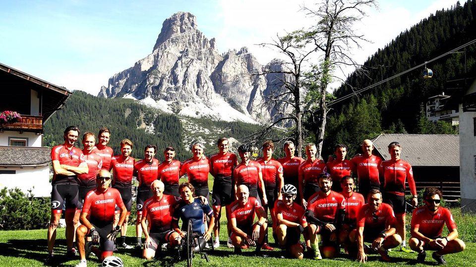a659c4c8e70b Maratona dles Dolomites, in 9000 da 5 continenti per la granfondo ...