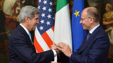 Caso Nsa, sullo spionaggio Letta è morbido con Kerry