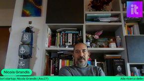 Tech Talk, startup edition: Nicola Grandis di Asc27