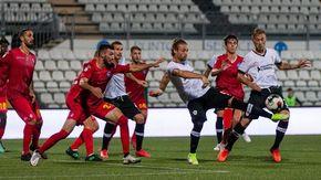 Pro Vercelli fuori dalla Coppa Italia: l'Albinoleffe passa il turno ai rigori