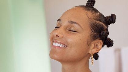 """Alicia Keys porta le sue creme in Italia: """"Anche questo è prendersi cura dell'anima"""""""