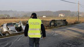 Scontro tra due auto a Cavaglietto: muore una ragazza di quindici anni