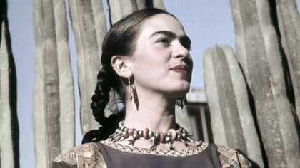 Frida Kahlo come non l'avete mai vista