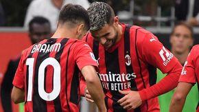 Brahim Diaz e Theo Hernandez fanno volare il Milan. Venezia battuto 2-0