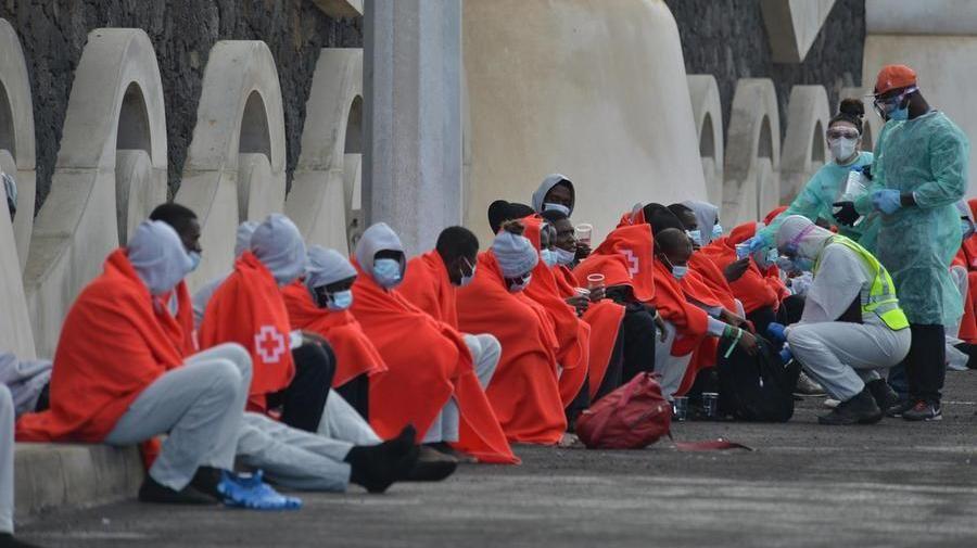 """Migranti e sbarchi, Frontex: le Canarie sono la """"nuova Lampedusa"""" - La  Stampa"""