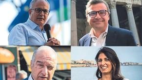 Rome, Michetti ahead in the first round But in the second round Gualtieri exceeds 58%