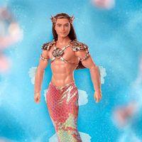 Arriva la versione maschile di Barbie sirena: il tritone Ken, Re degli Oceani e paradigma di inclusione