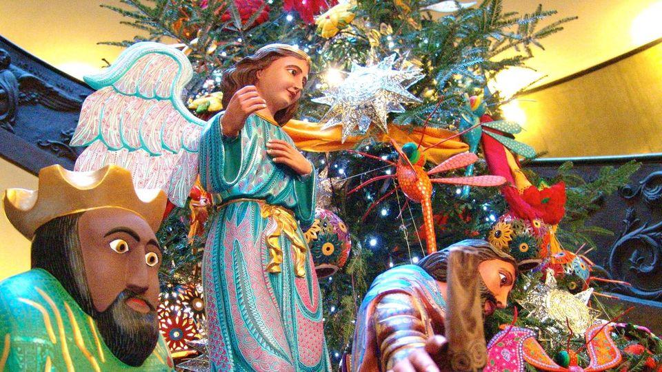 La Alegría Del México Real En La Navidad Del Vaticano La Stampa