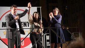 """Conte: a Torino niente accordi. il M5S balla da solo. """"Non fatevi ingannare dal voto utile"""""""